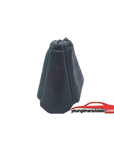 205 GTI Griffe Polaina de cambio de marchas de cuero negro