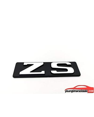 Monogramme ZS pour Peugeot 104