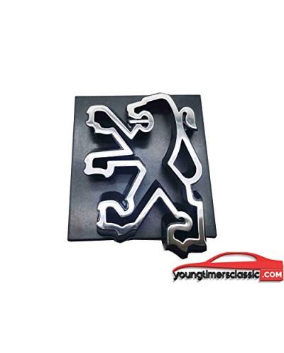 Logotipo de la parrilla de Peugeot 205