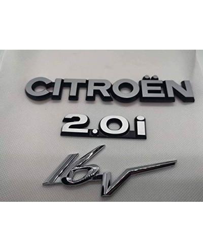 Citroën 2.0 16V monograms for ZX