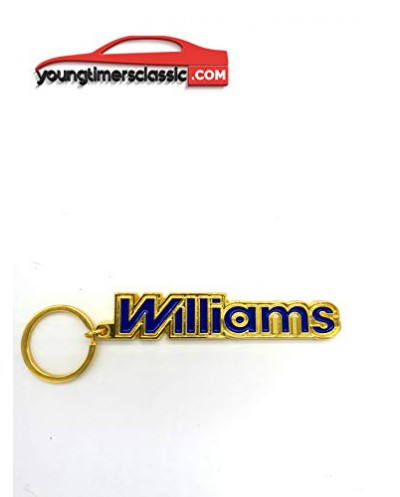 Renault Clio Williams keychain