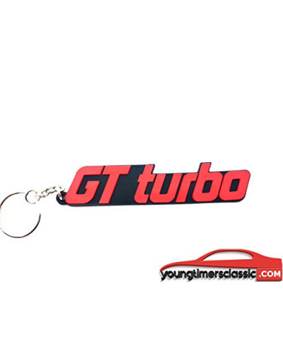 Super 5 Gt Turbo keychain