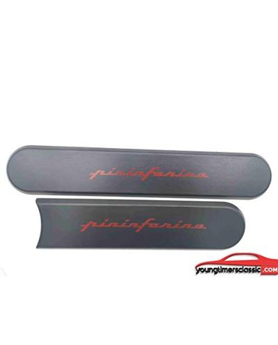 Custodes Peugeot 205 Cti Pininfarina noire