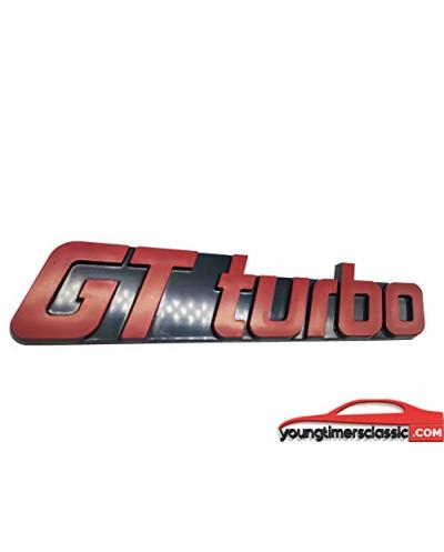 Monogramme GT Turbo pour Renault 5