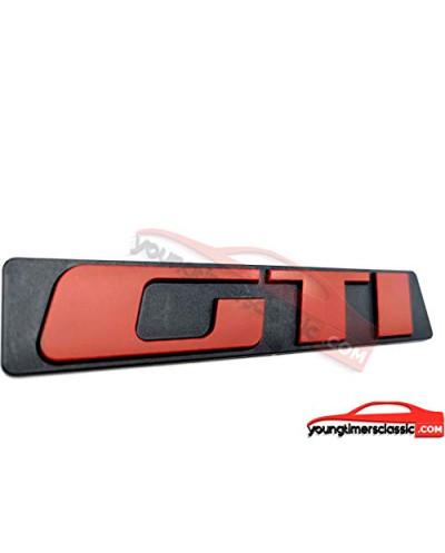 Monogramma bagagliaio GTI per Peugeot 205 GTI 1.6