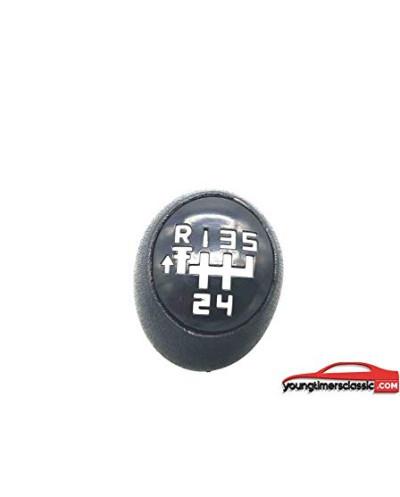 Pommeau de Vitesse 205 GTI Be1 5 Vitesses Blanche