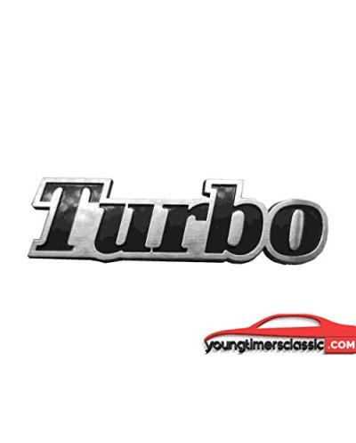 Logo de calandre Renault 5 Alpine Turbo