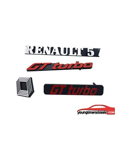 Monograms Super 5 GT Turbo phase 1 Kit 4