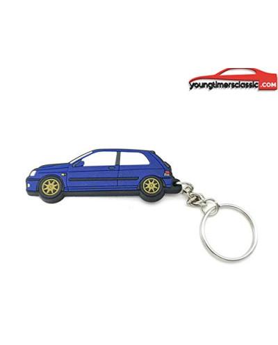 Clio Williams keychain