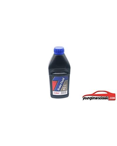 DOT 4 brake fluid 1L can
