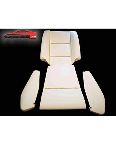Mousse de siège Assise Plus Dossier Super 5 GT Turbo