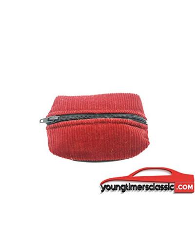 R5 Alpine ribbed coin purse
