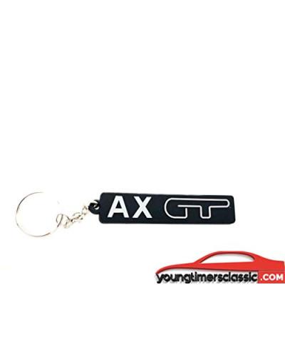 Porte clé Citroën AX GT
