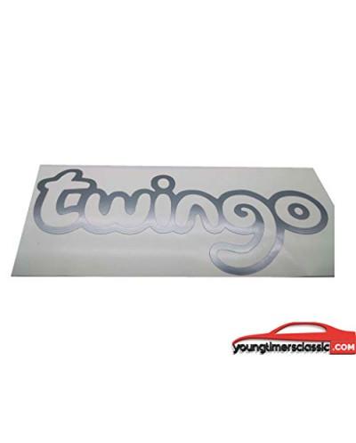 Stickers de Coffre Twingo
