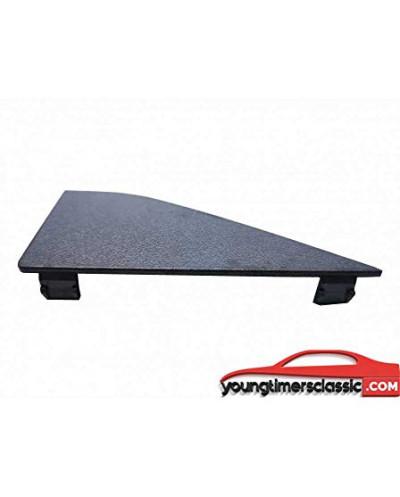 Triangle de monnayeur pour Peugeot 205 Rallye Noir