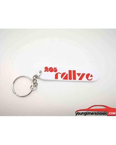 Porte clé Peugeot 205 Rallye