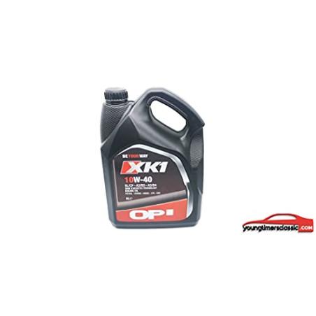 10w40 motor oil 5L can