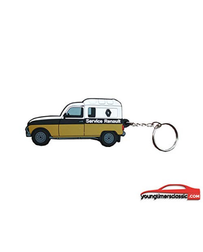 Renault service keychain 4L
