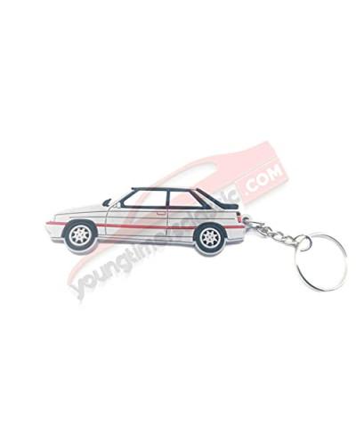 Porte clé Renault 11 Turbo Gris