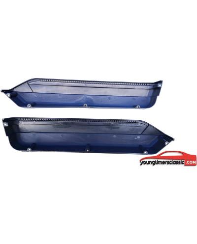 Leere Tasche Grau Peugeot 205 Gti das Paar