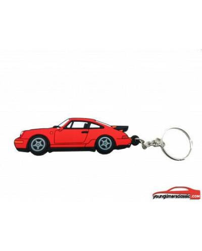 Porte clé Porsche 964