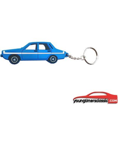 Renault 12 Gordini keychain