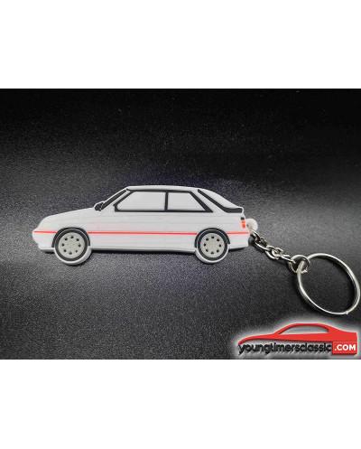 Renault 11 Turbo keychain