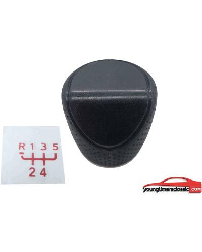 Super 5 Gt Turbo gear knob