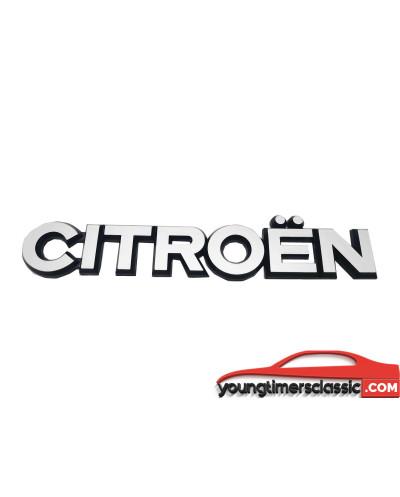 Monogramme Citroën pour AX et ZX