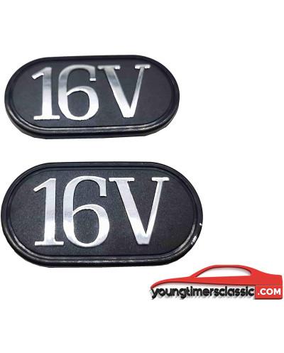 16V Monogramm für Renault clio 16V Türstange
