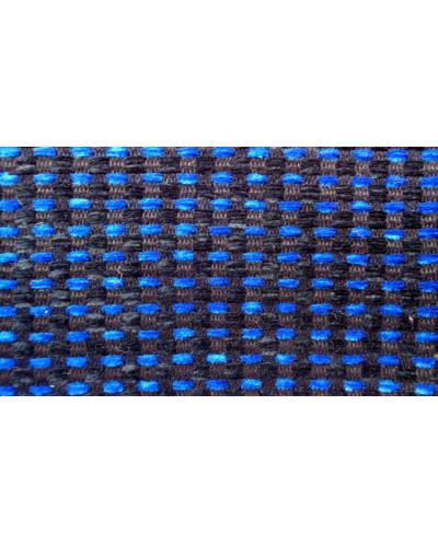 Tissu Quartet couleur bleu Peugeot 205 GTI - CTI - 309 GTI