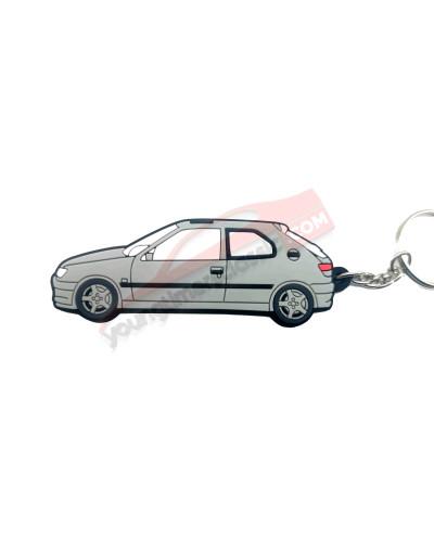 Porte clé Peugeot 306 S16