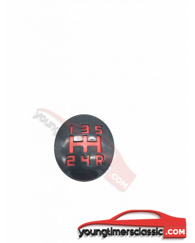 Gear knob pad For Peugeot 205